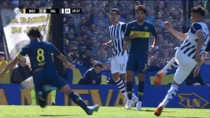 """""""La mano de Pablo Pérez es penal"""""""