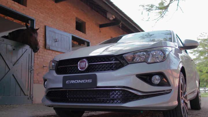 Nuevo Fiat Cronos