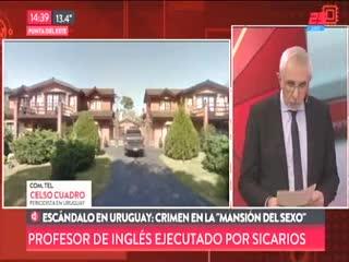 Crimen en Uruguay: abogado de la detenida