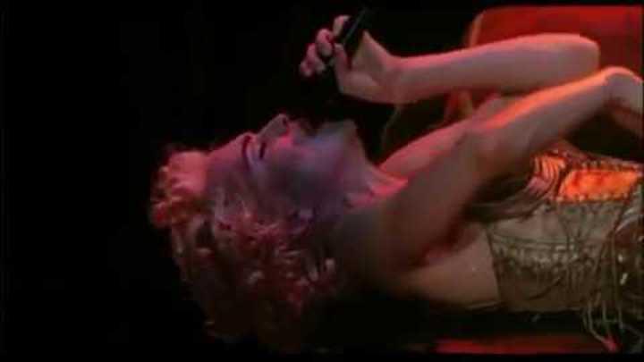 Madonna, entre el escenario y la cárcel.
