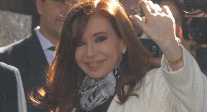 Cristina Kirchner trata de coimero al fiscal Gerardo Pollicita.