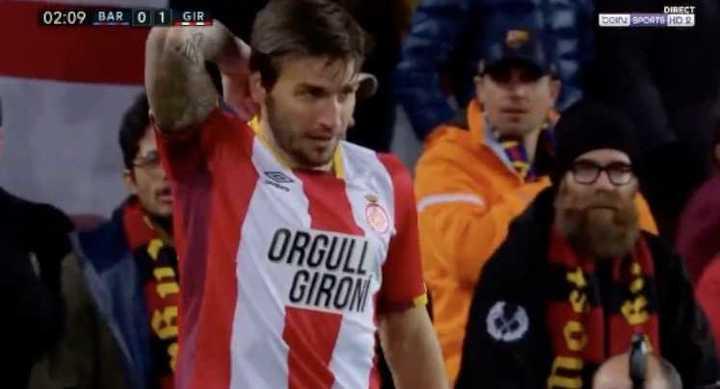 Barcelona 0 - Girona 1