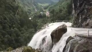 La ruta de Besisahar, Nepal