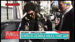 "Chino Darín en ""Pamela a la tarde"""