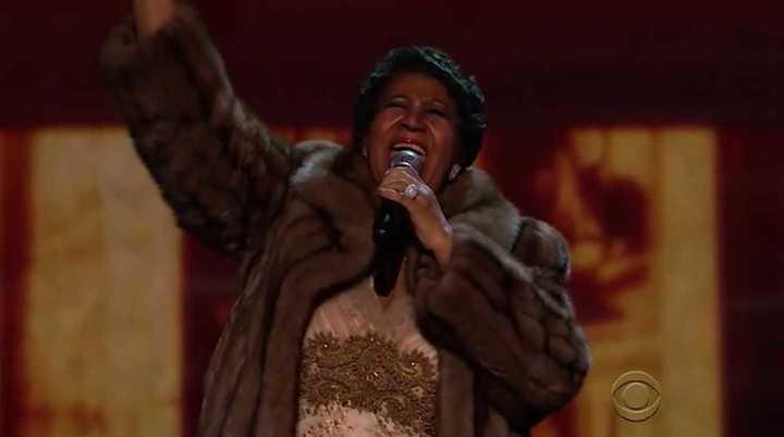 Aretha Franklin, la reina del soul