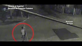 Tigre: intentó ahorcar a su mujer en la calle con un cable