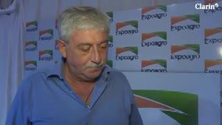 Entrevista con Eduardo Buzzi en Expoagro
