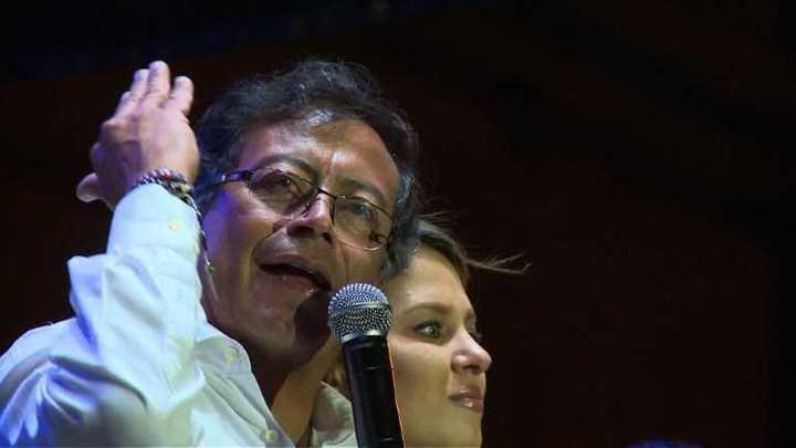 Gustavo Petro, candidato de la izquierda que seduce en Colombia