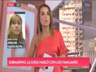 Jueza ARA San Juan