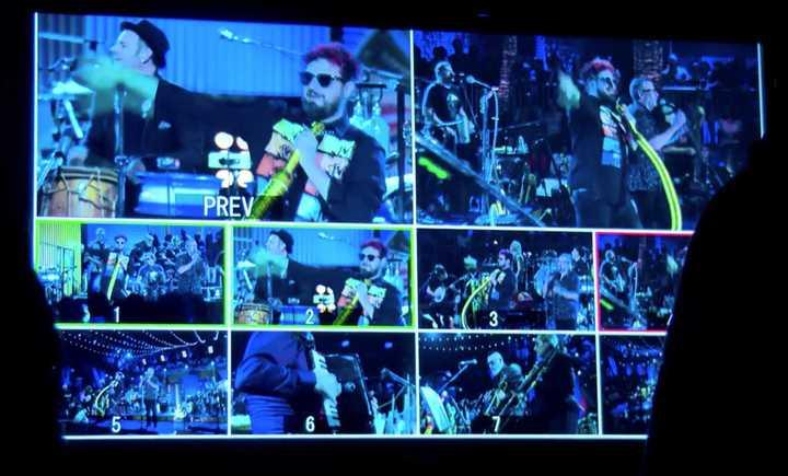 Adelanto exclusivo del Unplugged  para MTV de Los Autenticos Decadentes.