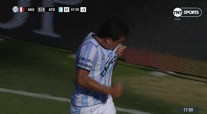 Argentinos 1 - Atlético Tucumán 2