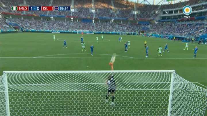 Nigeria 1 - Islandia 0. Nigeria quiere más - Mundial Rusia 2018