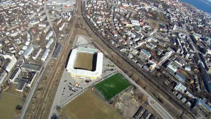 Así es el estadio donde se jugará la final de la Supercopa de Europa