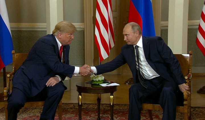 Primera cumbre entre Donald Trump y Vladimir Putin