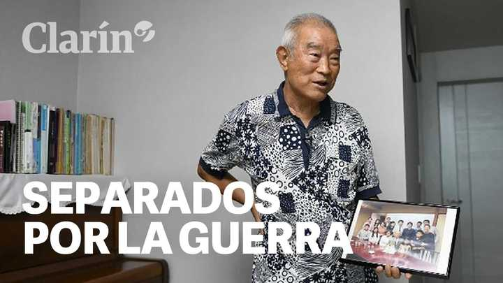 Los separó la Guerra de Corea y pensó que su hermano ya no estaba vivo: ahora lo verá despues de 68 años