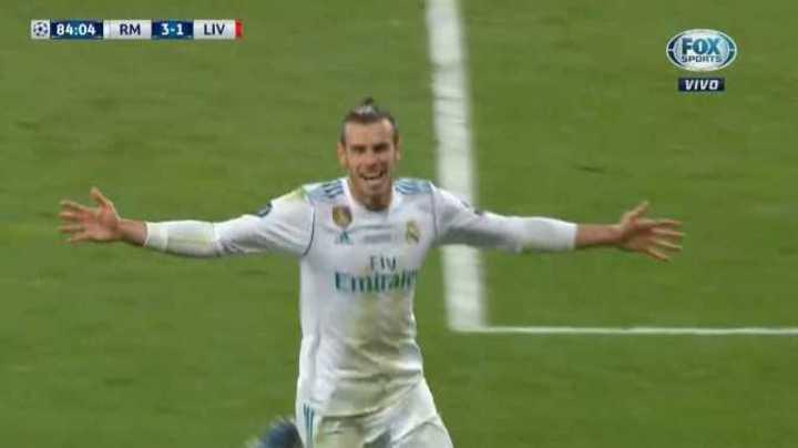 Real Madrid 3 - Liverpool 1