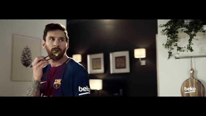"""¿Sabés quién come brócoli?"""", una publicidad con Messi para animar a los chicos a comer saludable"""