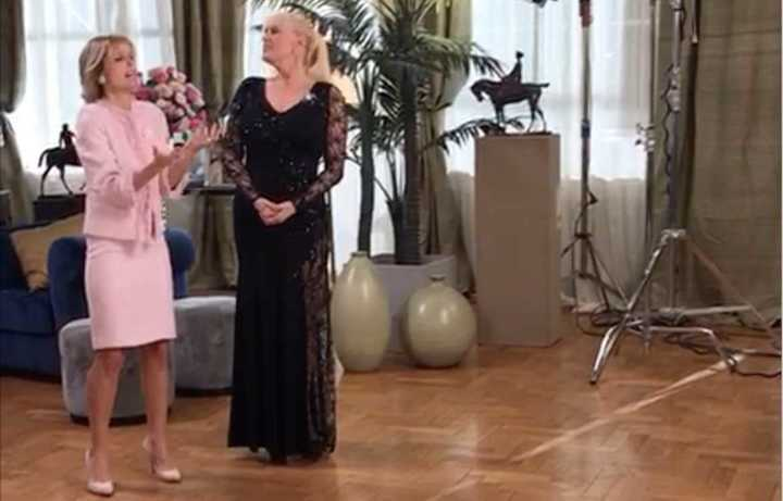 Videos de back de Mirtha 50 años festejos