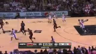 Las mejores 20 jugadas de Manu Ginóbili, según la NBA