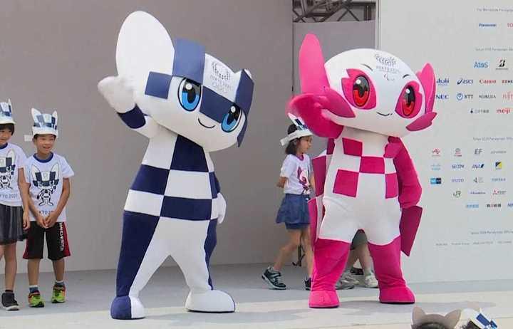 Conocé a Miraitowa y Someity, las mascotas de los Juegos Olímpicos de Tokio 2020