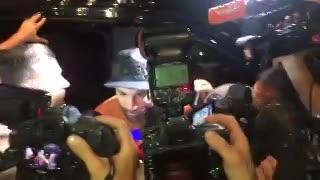La llegada de Gonzalo Higuaín a Milán.