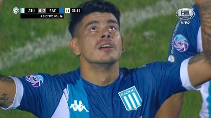 At. Tucumán 0 - Racing 2