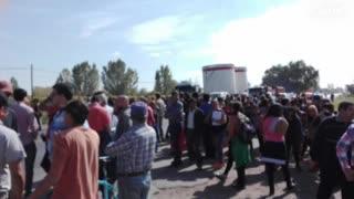 El audio viral que causó pánico en Mendoza por el fracking.