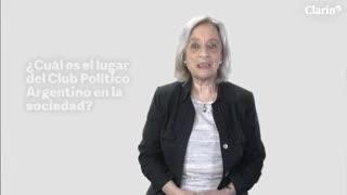 Un Diálogo A Fondo con tres referentes del Club Político Argentino