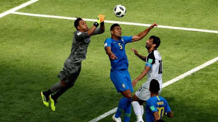 Mundial Rusia 2018: Keylor Navas, la figura frente a Brasil
