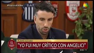 Flavio Azzaro explicó por qué fue echado de TyC Sports.