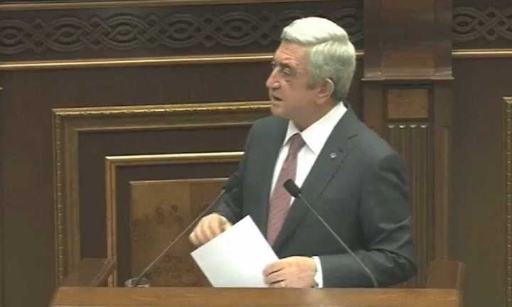Dimite primer ministro de Armenia tras once días de protestas