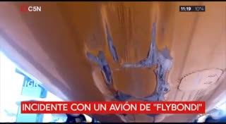 Incidente con un avión de Flybondi: habla Pablo Biró