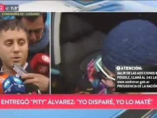 """Sebastián Quijeiro, abogado de """"Pity"""" Álvarez"""