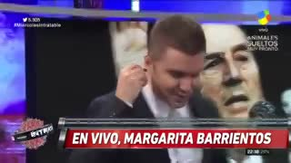 Entrevista a Margarita Barrientos