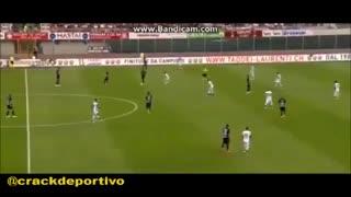 El primer gol de Lautaro Martínez
