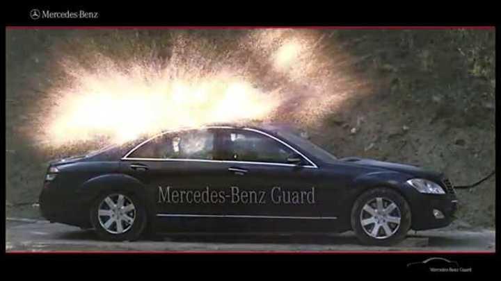 Mercedes Guard