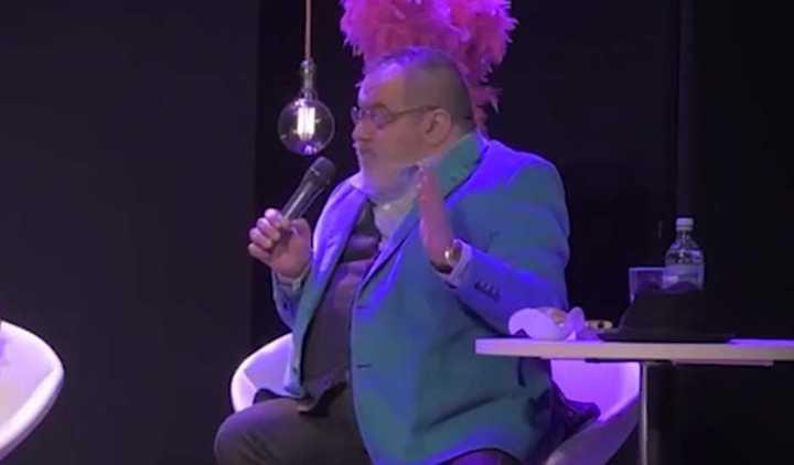 "Jorge Lanata sobre Sol Pérez: ""Ella comunica que es una cola"""