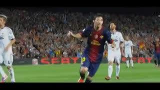 Los 25 goles de Lionel Messi al Real Madrid