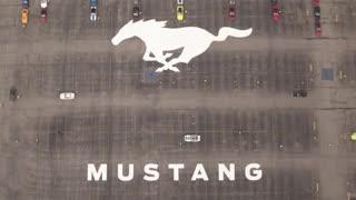 El Ford Mustang 10 millones