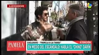 """Chino Darín en """"Pamela a la tarde"""" Parte 2"""