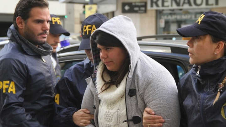 El audio del llamado de la abogada Julieta Estefanía Bonanno al 911