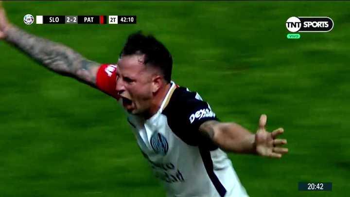 El impresionante gol de Franco Mussis