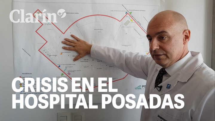 Crisis en el Hospital Posadas