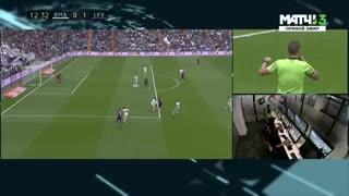 Real Madrid 0 - Levante 2