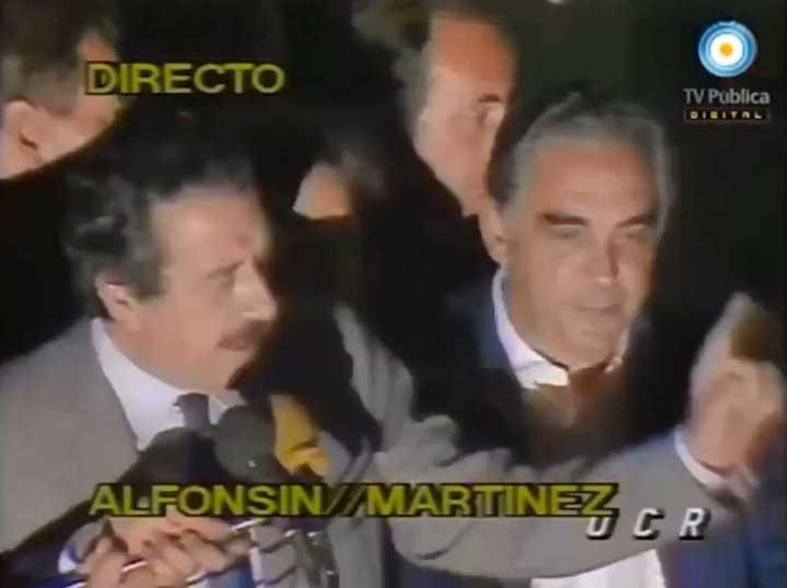 Nadia Ferraresi: La Vuelta De La Democracia: El Discurso De Raúl Alfonsín