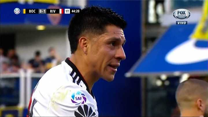 Pérez le reclama a Cardona trás el golpe