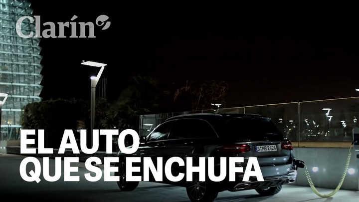 Así es el auto que se enchufa y se venderá en Argentina