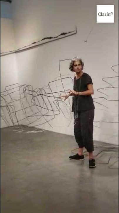 """Muestra """"Cómo abandonar un barco"""" de Valeria Conte"""