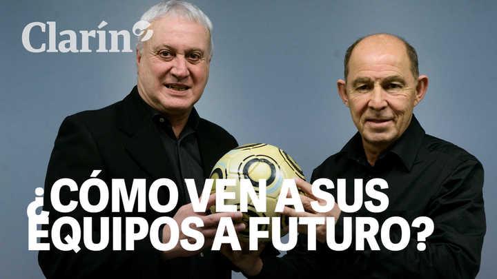 ¿Cómo ven el futuro de cada uno en la Copa Libertadores?