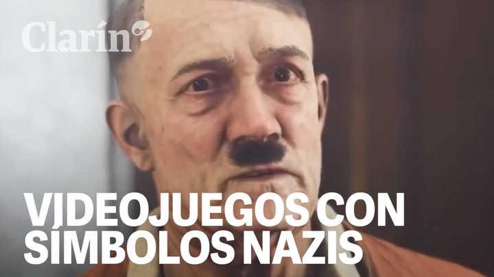 En Alemania permiten los símbolos nazis en los videojuegos